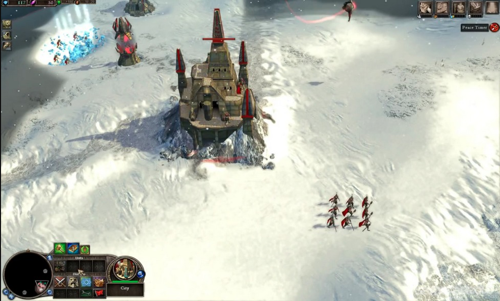 FREE DOWNLOAD GAME Rise of Nations: Rise of Legends FULL ...