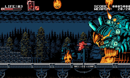 Bloodstained Curse Of The Moon iOS Latest Version Free Download
