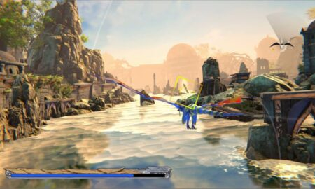 """The remake is Release to PC, PS4 """"soon,"""" and Xbox later on-rails shooter Panzer Dragoon:"""