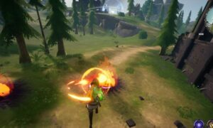 Spellbreak Character Classes Guide – Pyromancer