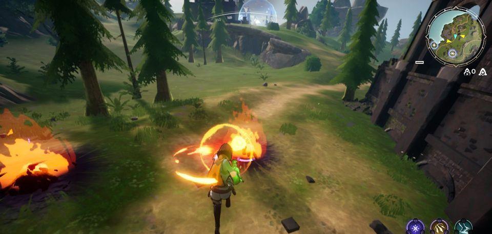 Spellbreak Character Classes Guide – Pyromancer