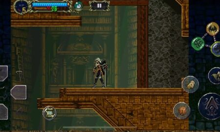 Castlevania Symphony Of The Night iOS Latest Version Free Download