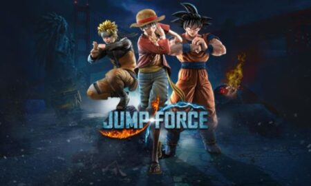 Jump Force Ultimate Edition Game Free Download