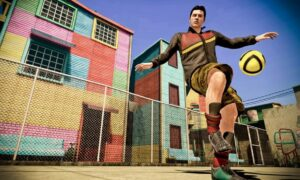 Fifa Street 4 iOS/APK Full Version Free Download