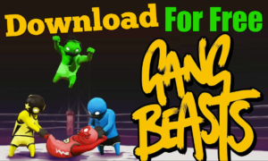 Gang Beasts iOS/APK Version Full Game Free Download
