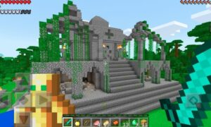 Minecraft Pocket Edition PC Game Free Download