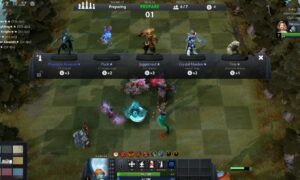 Dota 2 Auto Chess PC Version Game Free Download