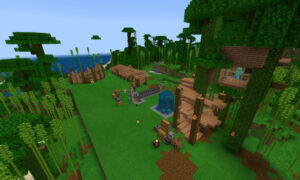 Minecraft Bedrock Edition Full Mobile Version Free Download