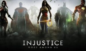 Injustice: Gods Among Us PC Game Free Download