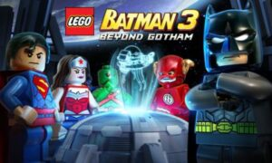 Lego Batman 3: Beyond Gotham iOS Latest Version Free Download