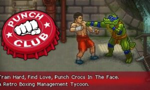 Punch Club PC Version Game Free Download