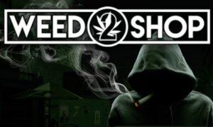 Weed Shop 2 Game PC Full Version Free Download