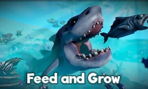 Feed and Grow Fish Game Full Version PC Game Download