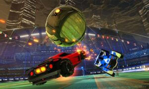 Rocket League iOS Latest Version Free Download