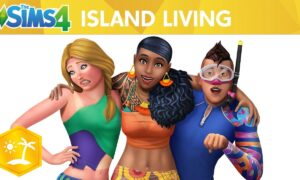 The Sims 4 Island Living PS4 Version Full Mobile Game Free Download