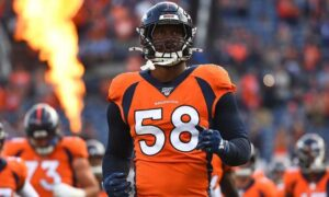 NFL's Von Miller Has an Incredible Custom PC Built