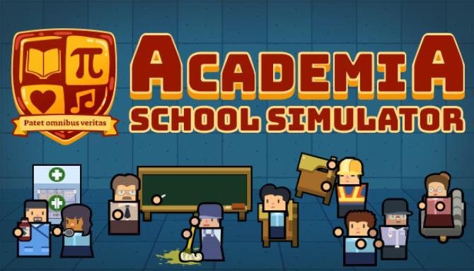 Academia: School Simulator IOS/APK Free Download