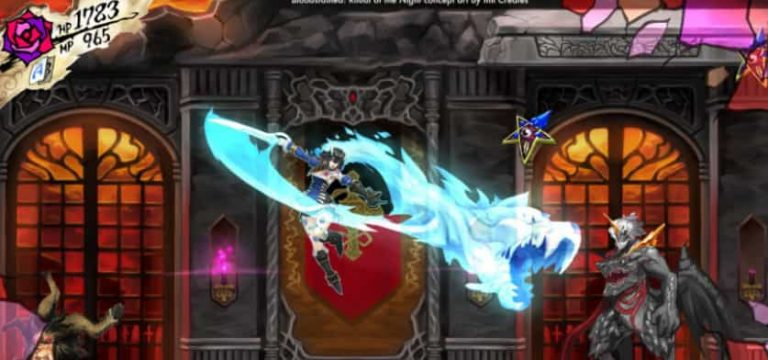 Bloodstained Ritual Of The Night Demo IOS/APK Free Download