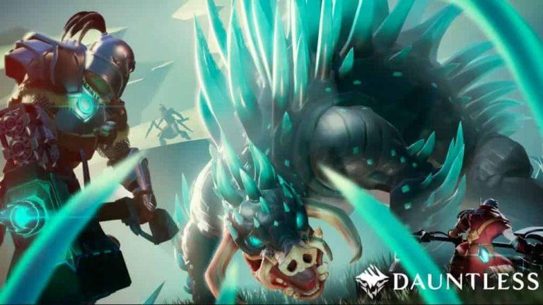 Dauntless PC Latest Version Game Free Download