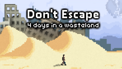 Don't Escape: 4 Days in a Wasteland PC Game Free Download