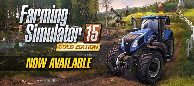 Farming Simulator 15 Gold Edition PC Game Free Download