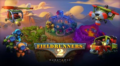 Fieldrunners 2 PC Latest Version Game Free Download