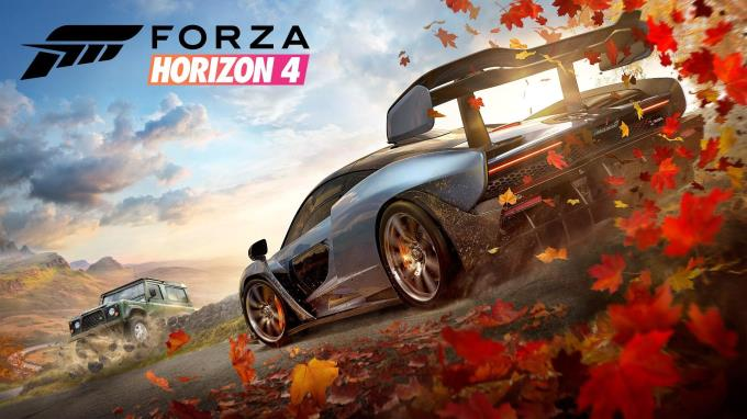 Forza Horizon 4 Ultimate Edition IOS/APK Free Download