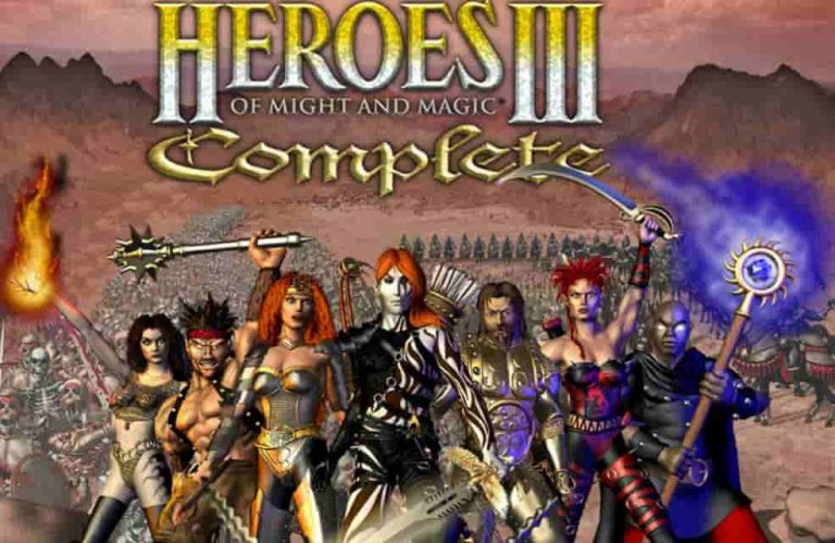 Heroes Of Might And Magic 5 Game PC Game Free Download