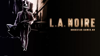 The L.A. Noire PC Latest Version Game Free Download