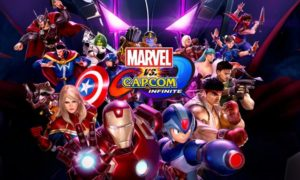 Marvel vs Capcom Infinite Deluxe Edition PC Game Free Download