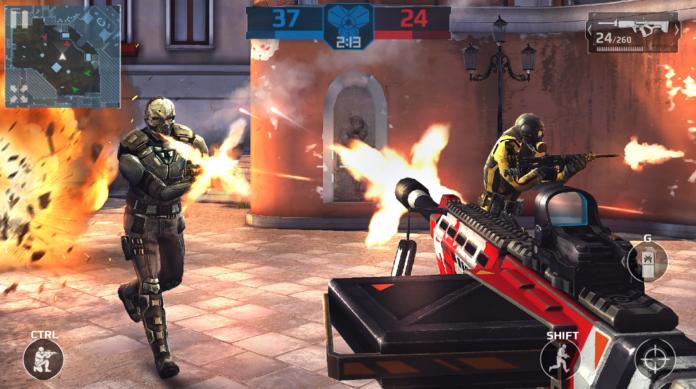 Modern Combat 5 Full Mobile Game Free Download