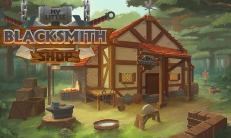 My Little Blacksmith Shop PC Version Game Free Download