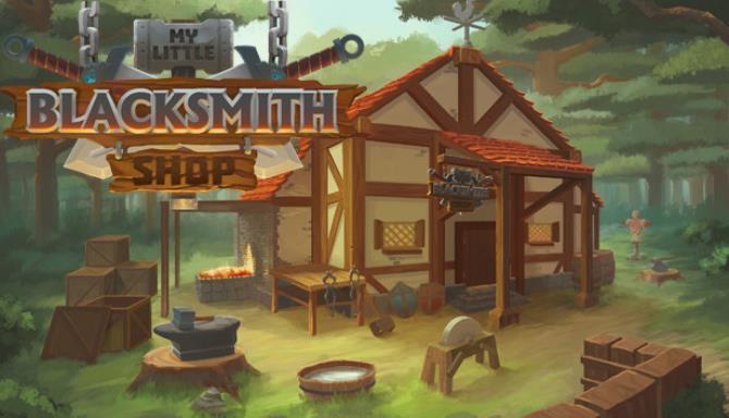 My Little Blacksmith Shop PC Version Game Free Download