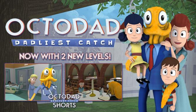 Octodad: Dadliest Catch PC Game Free Download