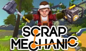 Scrap Mechanic PC Latest Version Game Free Download