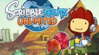 Scribblenauts Unlimited Free Mobile Game Download
