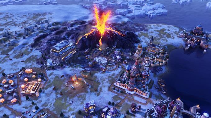 Sid Meiers Civilization VI Gathering Storm IOS/APK Free Download