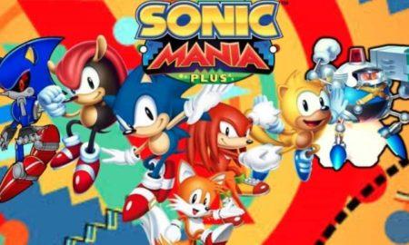Sonic Mania Plus PC Version Full Game Free Download