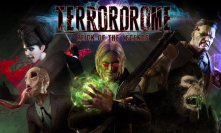 Terrordrome Reign of the Legends IOS/APK Free Download