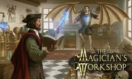 The Magician's Workshop IOS/APK Free Download