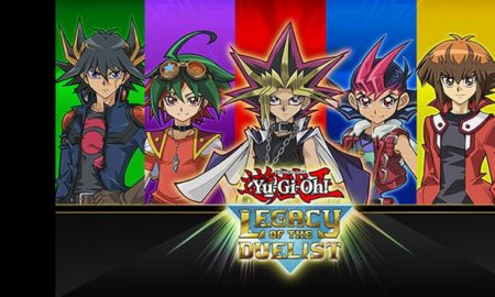 Yu-Gi-Oh! Legacy of the Duelist PC Game Free Download