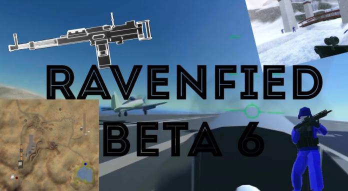 Ravenfield Beta 6 PC Version Game Free Download