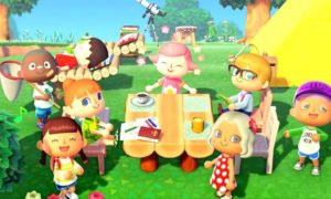 Animal Crossing: New Horizons Maintains Top Spot in UK Boxed Charts