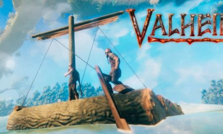 Valheim: How to Make and Use Raft