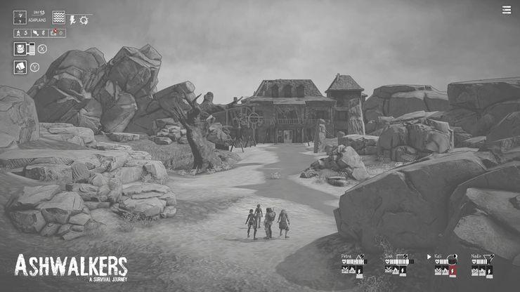 Ashwalkers Devs Discuss Key Decisions in Game's Development