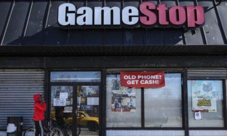 GameStop Stock Price Drops Dramatically