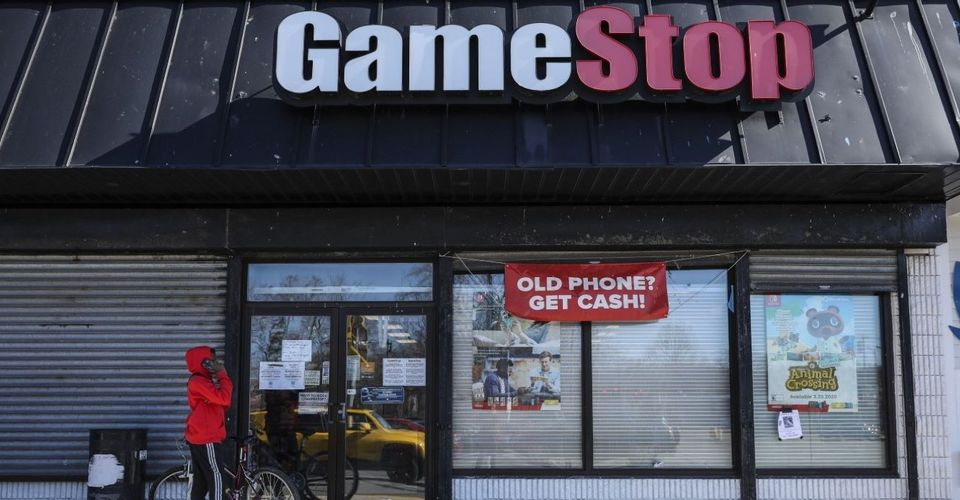 GameStop Stock Price Drops Dramatically