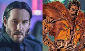 Keanu Reeves Reportedly Offered The Role Of Kraven The Hunter