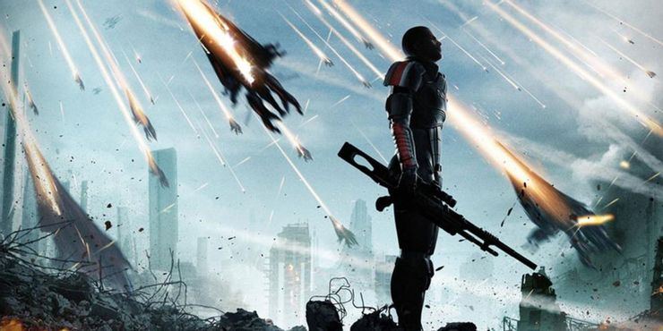 Mass Effect Legendary Edition Developers Wanted to Bring Series to Unreal Engine 4