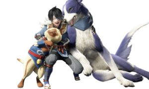 Capcom Briefly Demonstrates Monster Hunter Rise's Buddy Scout System Features
